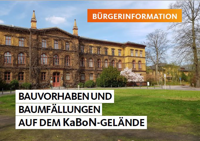Bürgerinformationen KaBoN - Flyer 2019