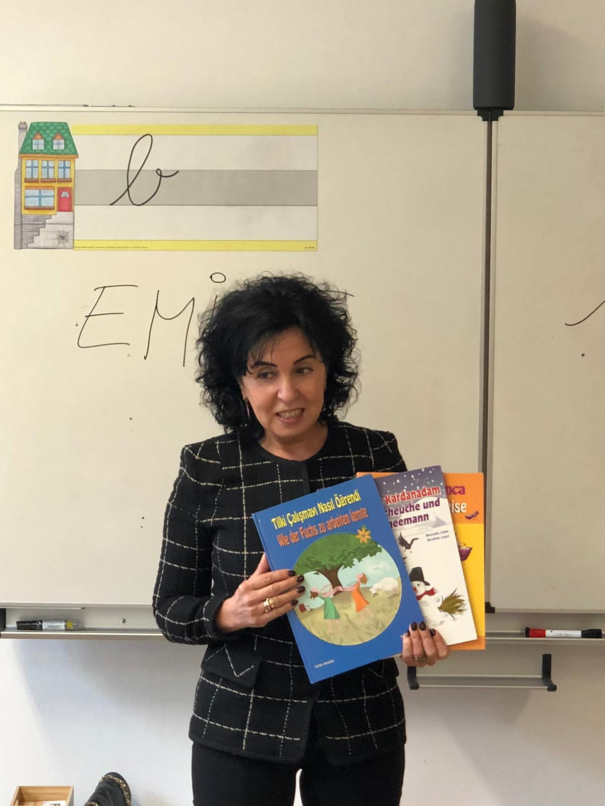 EDW beim Vorlesetag 2019