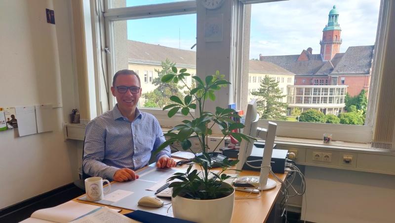 Dirk Buchwitz - Kinder- und Jugendbeauftragter